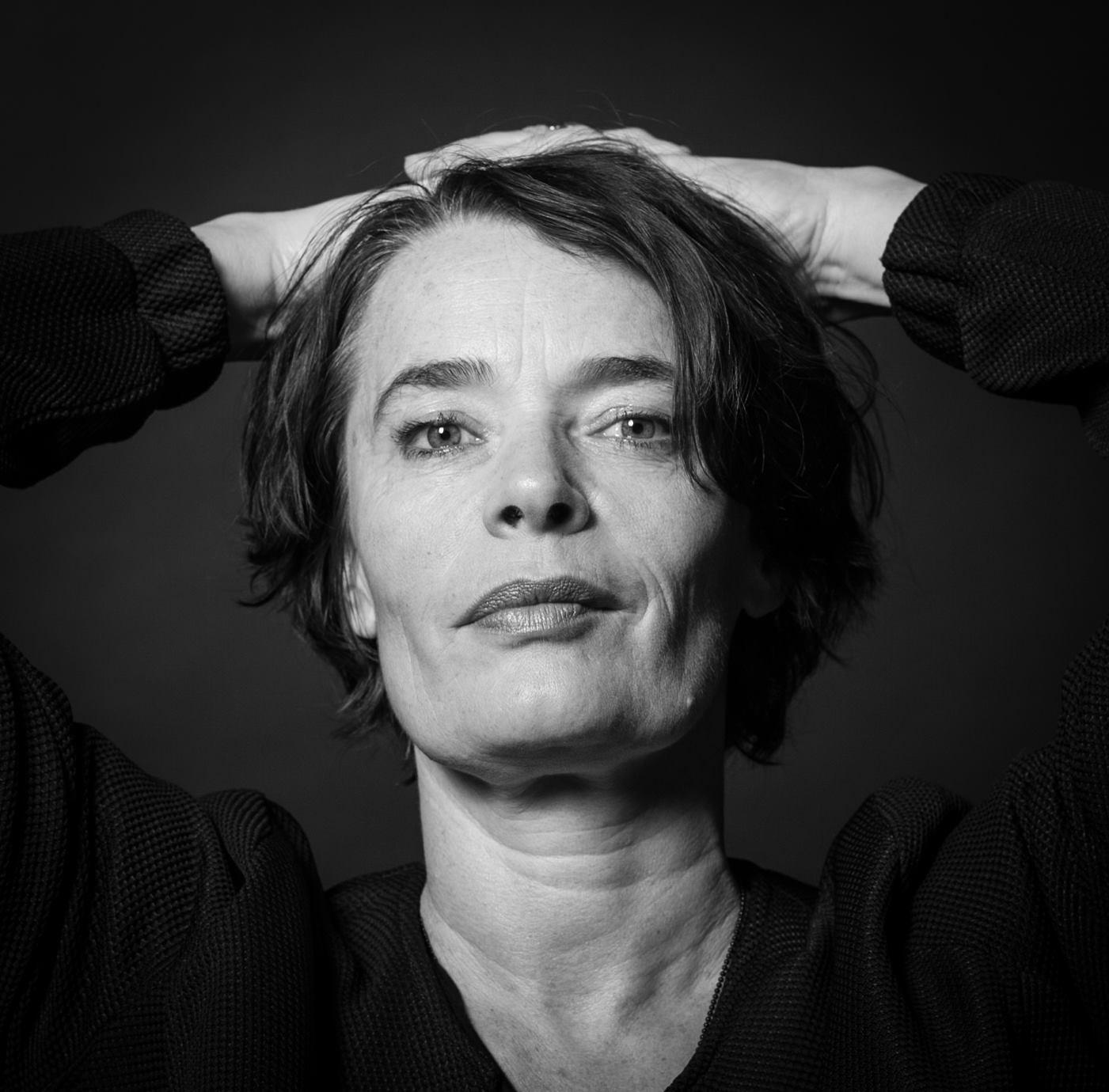 Carina Jingrot porträttbild framifrån